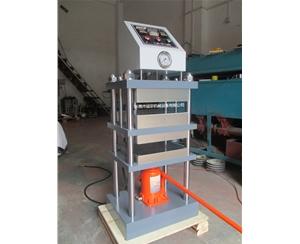 32吨冷热一体手动压片机