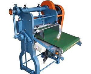 EVA橡胶切片机