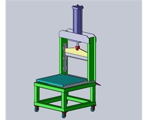 液压切胶机图